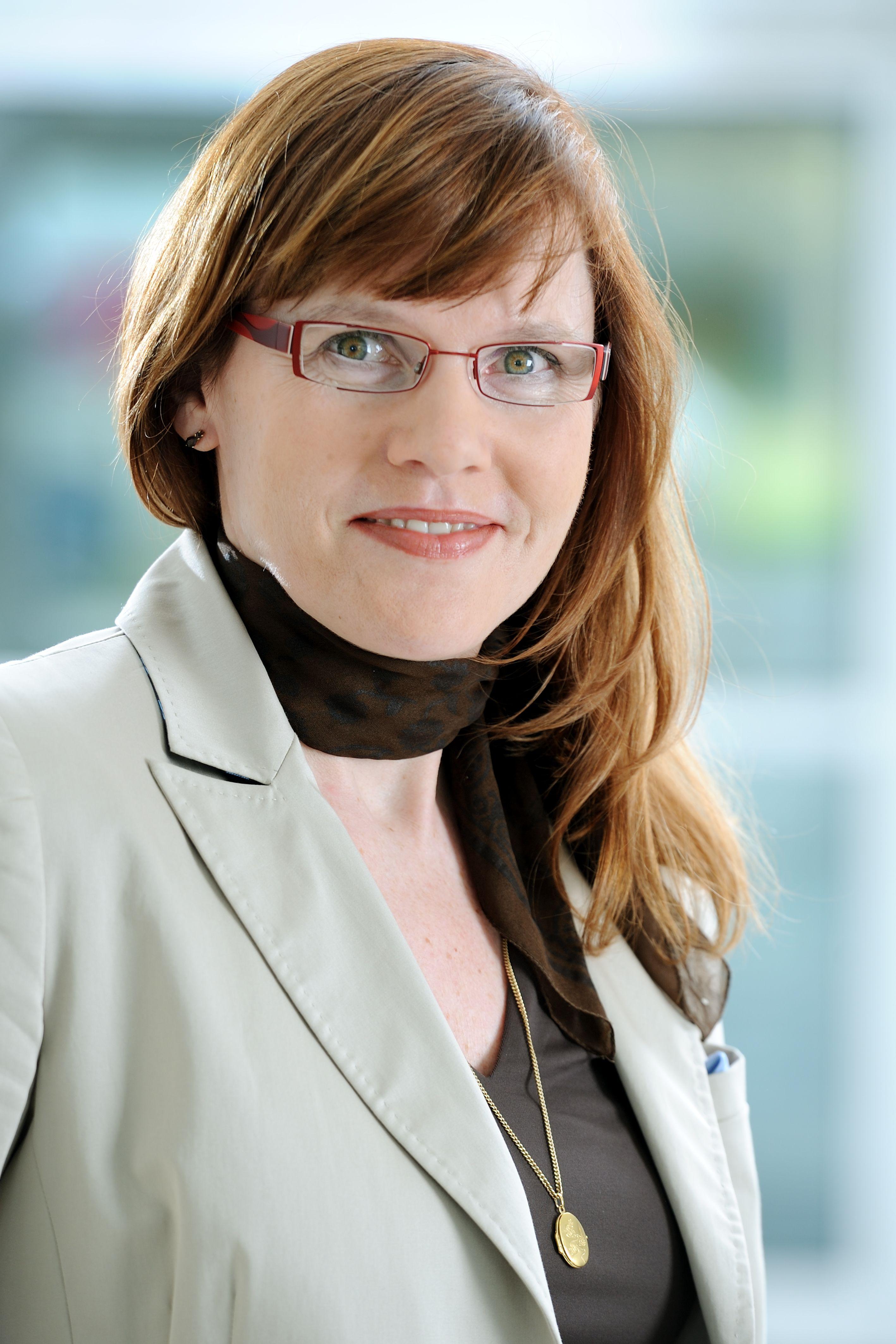 Portrait Andrea Steinhauer-Schulz